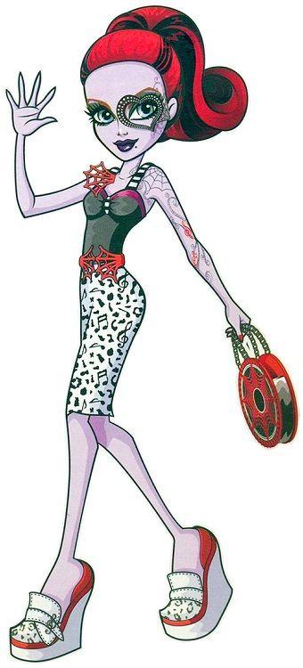 Operetta/merchandise - Monster High Wiki