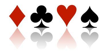 Palos De La Baraja Juego De Cartas Poker P 243 Quer
