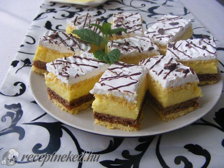 A legjobb Rózsi szelet recept fotóval egyenesen a Receptneked.hu gyűjteményéből. Küldte: Domján Mária