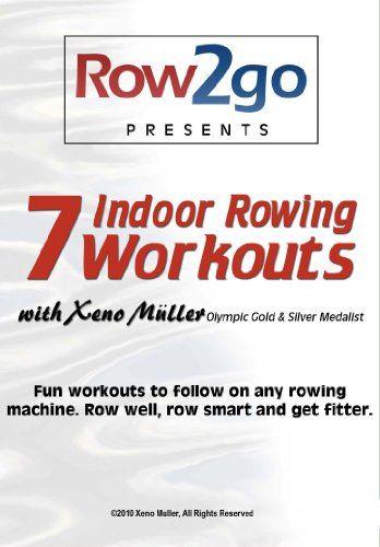 rowing machine workout dvd