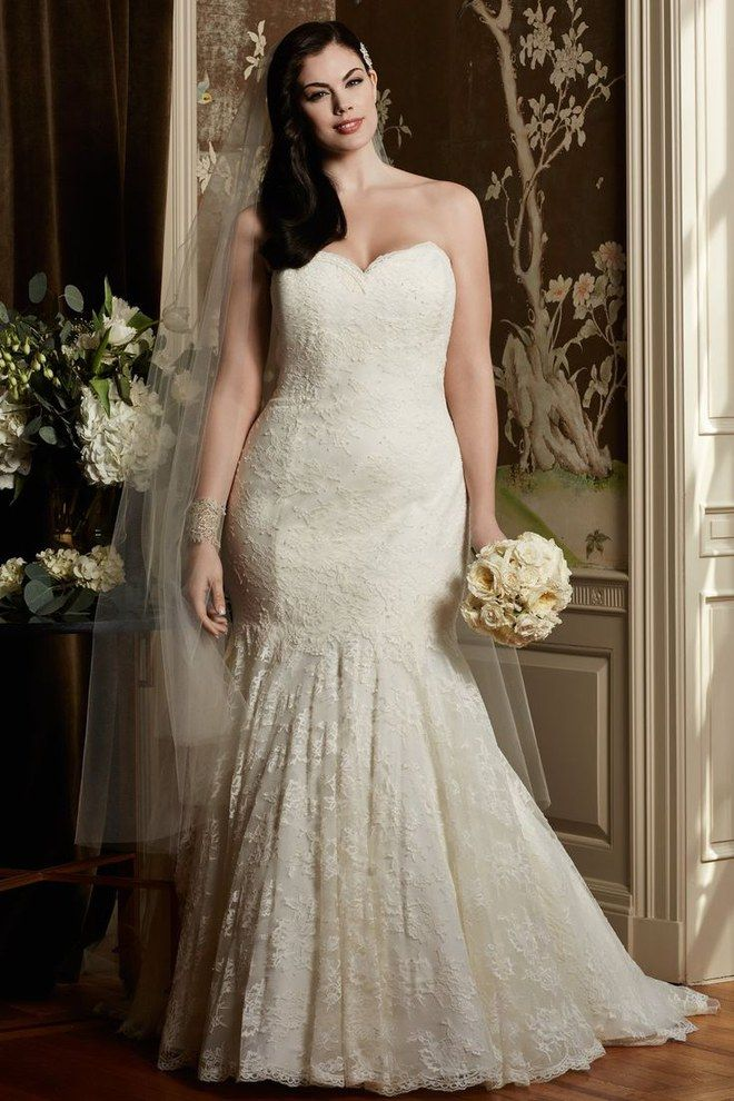 Modern und klassisch   ein Kleid mit Draperien