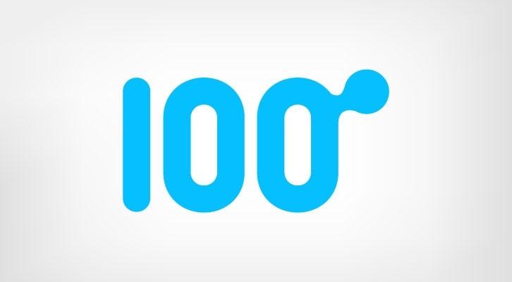 Hundertgrad Logo | Johnwalter