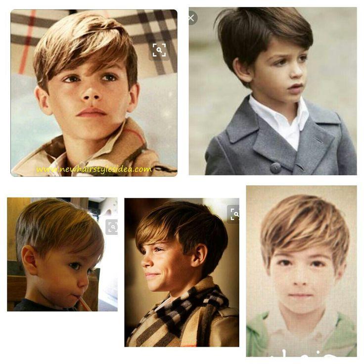 Corte de cabello niño