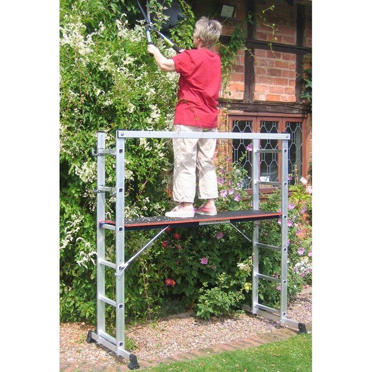 Multi-Purpose Scaffold & Ladder System