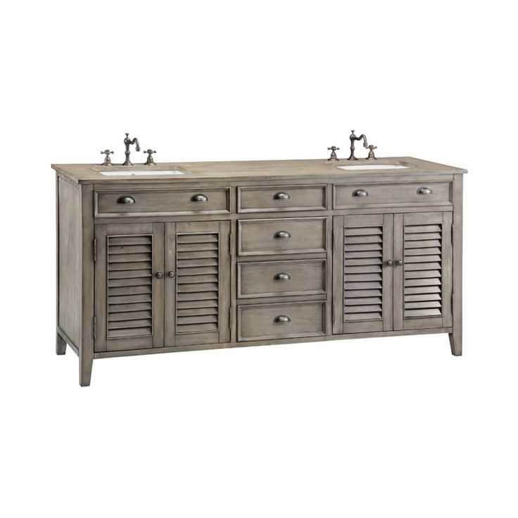 Have To Have It Stein World Haddington 72 In Double Bathroom Vanity For The Home
