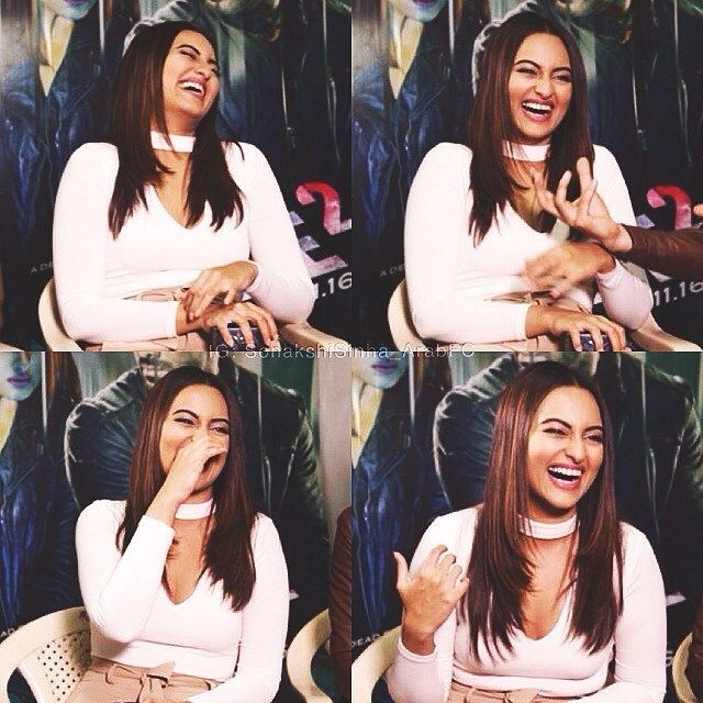 Her laugh ✨