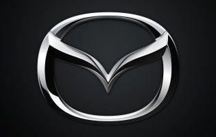 Mazda Logo HD Wallpaper