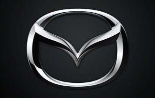 Mazda Logo HD Wallpaper