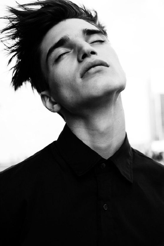 Alexander Ferrario | Photographed by Magdalena Lawniczak | Wooyoungmi