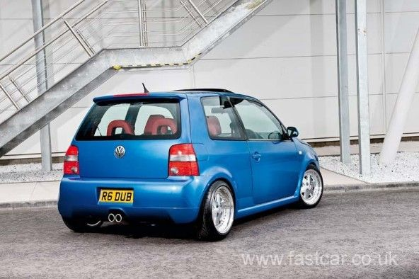 Modified Vw Lupo Gti 02