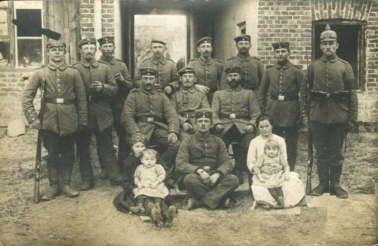 Skierniewice - zdjęcia niezidentyfikowane, Skierniewice - 1915 rok, stare zdjęcia