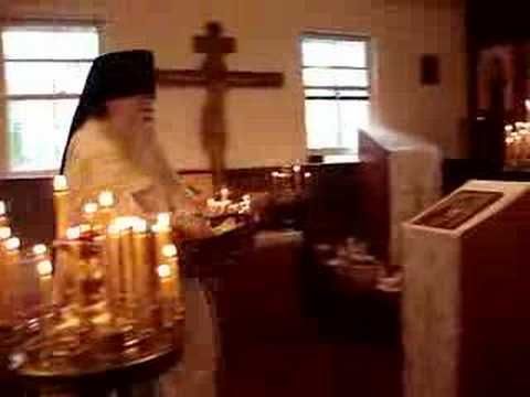 Holy Saturday at St. George's 2006