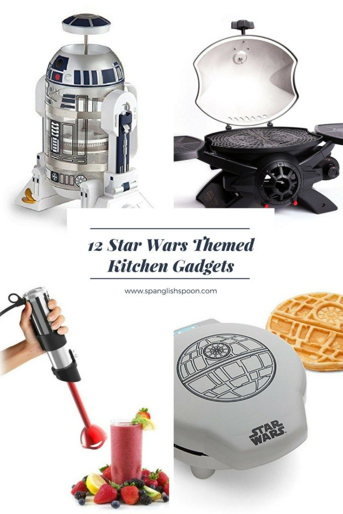 12 Star Wars Themed Kitchen Gadgets Star Wars Kitchen Gadgets