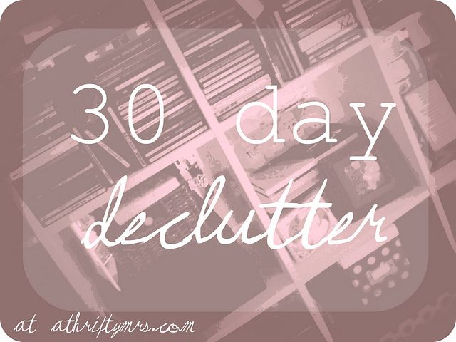 30 Day Declutter ChallengeOrganic Bliss, Declutter Challenges, Cleaning House, Organised Storage Declutter, Cleaning Organic, Decor Galore, Organic Stations, Households Cleaning, Florida Moving