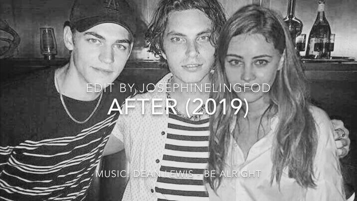 "Posters Movie 2019 After: Josephine Langford On Instagram: ""After Movie (2019"