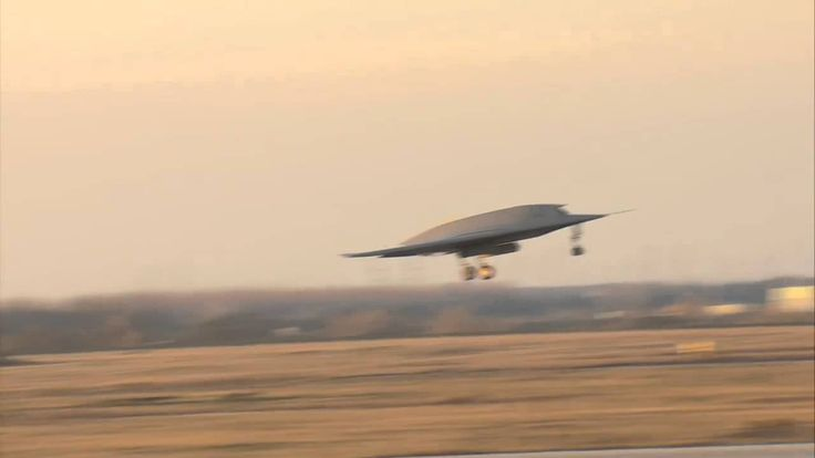 awesome Dassault Aviation Neuron Unmanned Combat Air Vehicle UCAV First Flight 1080p