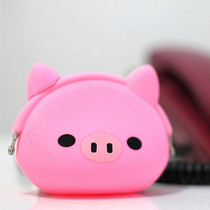 Coin Pouch Babi Rp 50.000