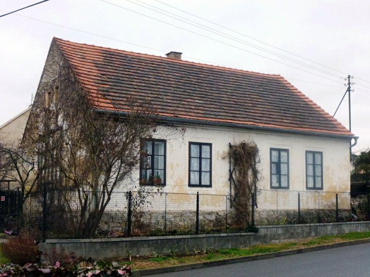 Jednoduchost venkovského domu, Stará Huť