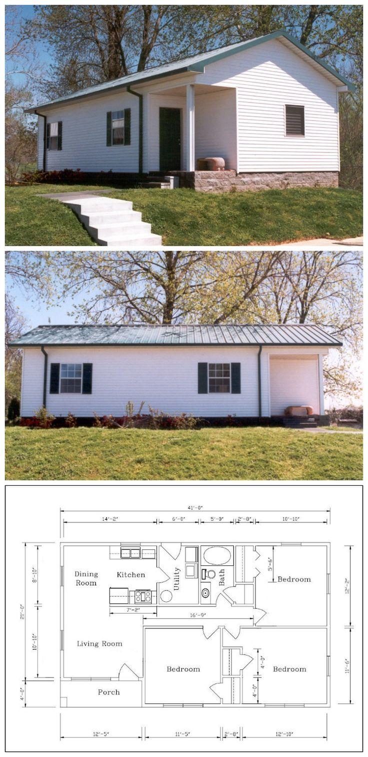 Bachelor 484 sq ft log home kit log cabin kit mountain ridge - 975 Sq Ft The Lancaster One Of The Smartest Floor Plans I