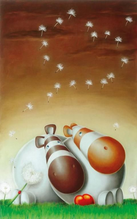 Sweethearts by Peter Smith - 2