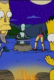 Treehouse Of Horror Xvi Watch Online. In Bartificial Intelligence, Bart falls into a coma after trying to jump into a swimming pool off a window ledge. Dr. Hibbert says that this coma is permanent, so the Simpsons get a robot ...