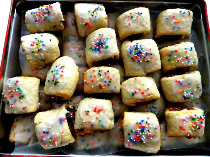 Recipe for italian fig cookies
