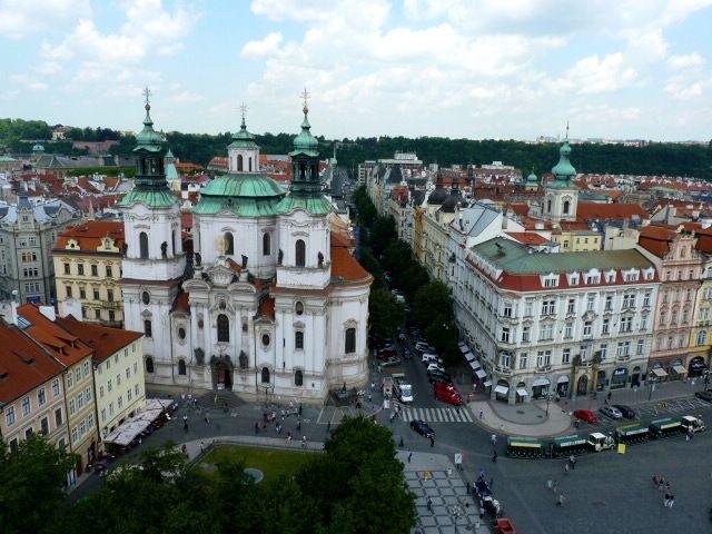 Praga en dos días - Vero4Travel
