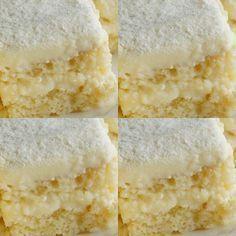 Ingredientes Massa: 5 ovos 3/4 xícara (chá) de açúcar 1 e 1/2 xícara (chá) de farinha de trigo Uma pitada de sal 1 colher (sopa) de fermento em pó 240ml de leite morno 1/4 xícara (chá) de leite em pó 1/2 colher (chá) de essência de baunilha Para...