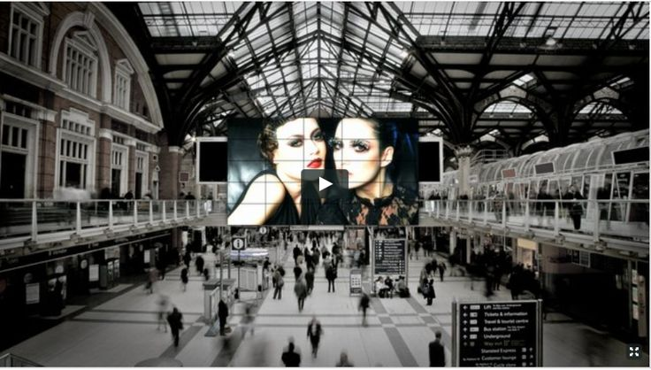 A new study says nearly half of the business planned to increase their digital signage budget.   Do you think the same?