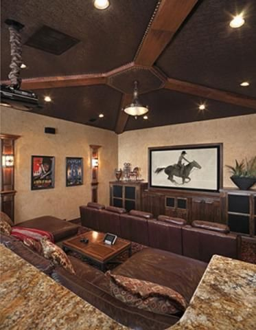 Wonderful home theater