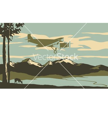 Passenger plane vector 190541 - by blue67sign on VectorStock�