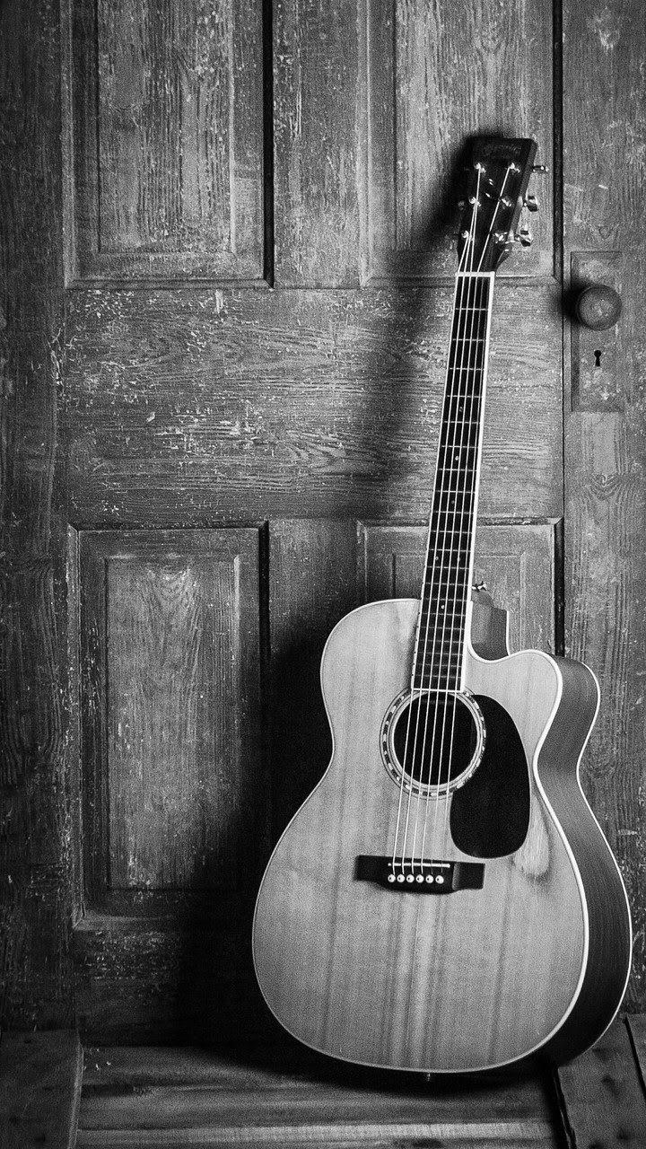 Guitares Voyage Onirique Fond D Ecran Ordinateur Fond D Ecran Telephone Guitare