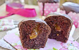 Troll a konyhámban: Sacher torta muffin - paleo