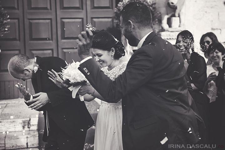 Wedding in Southern Italy - Wedding photographer available for destination weddings - Irina Dascalu