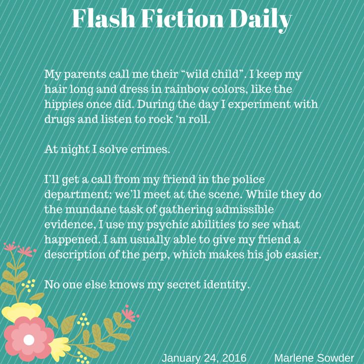 62 best flash fiction group images on pinterest fiction sign flash fiction daily day 12 of 100 fandeluxe Images
