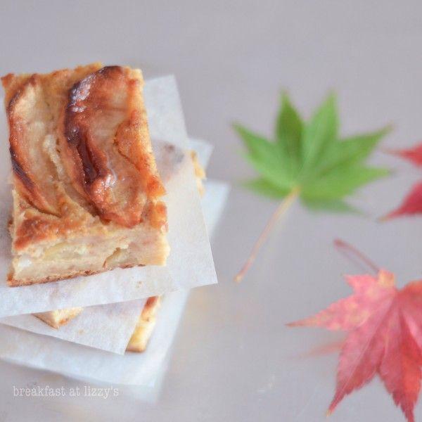 Torta di pane con le mele
