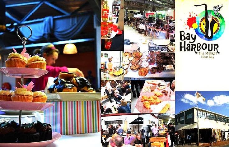 Market in Hout Bay; Freitag 17:00 bis 22:00 Uhr, Samstag 9:00 bis 17:00 Uhr und Sonnatg 10:00 bis 16:00 Uhr