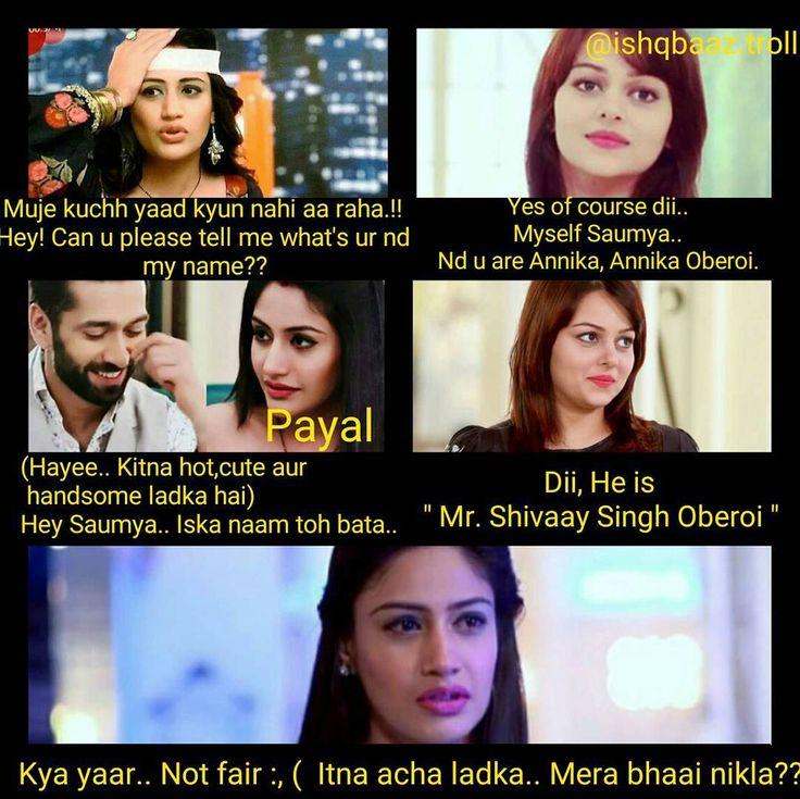 Hahhahah bholi anika