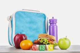 Dziecięcy lunch box / qchenne-inspiracje.pl