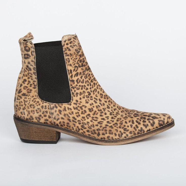 Ivy Lee Stella Leopard