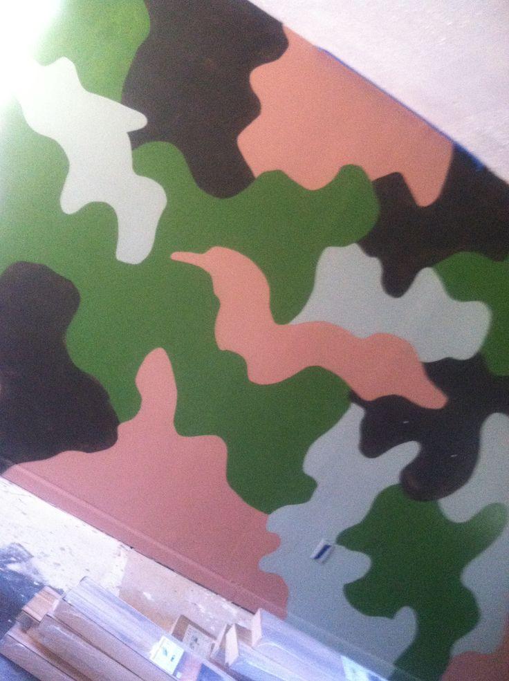 Best 25+ Camouflage room ideas on Pinterest | Army room ...