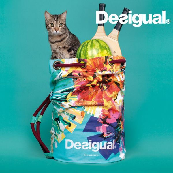 Our partner Desigual (http://www.argo.com.ua/brands/Desigual) has prepared complimentary gifts (beautiful branded bags) for the guests of Fryday Afterwork @ Arena Martini Terrazza, happening this Friday, August 2nd. Plus, the lucky winner of our raffle will get a summer backpack from Desigual. Desigual is a casual clothing brand, which is noted for its patchwork designs, intense prints, innovative graffiti art and flamboyant splashes of colour. Desigual dresses people, not bodies!