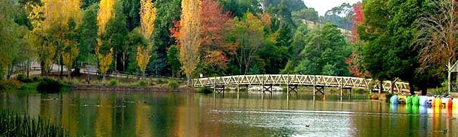 Nestled in between the quaint towns of Cockatoo and Belgrave, Emerald is a frequently visited town among tourists to the Dandenong Ranges.