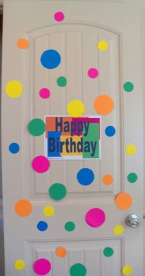 Festive Party Ideas: Decorating Doors