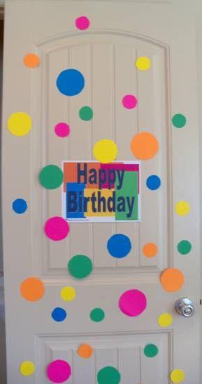 Festive Party Ideas: Decorating Doors