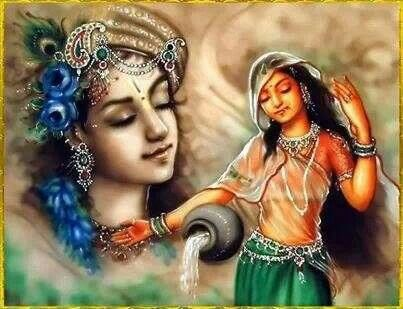 Radhe -krishna