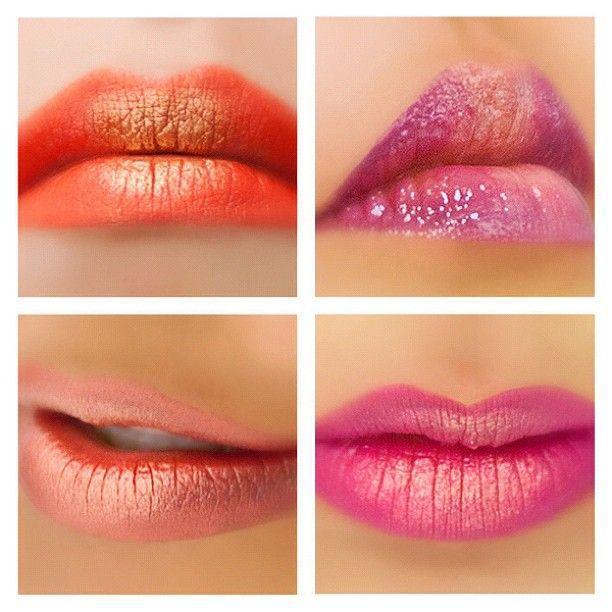 3-D: 3D Lips, Make Up, Dimensional Lip, Glasses, Makeup, 3 D, Lipstick, Beauty, Hair