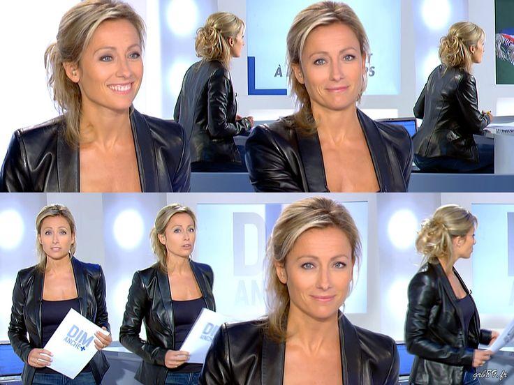 Anne-Sophie Lapix 15/05/2011