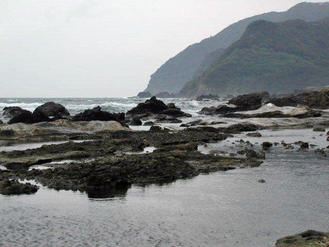 石川県、門前町 猿山岬 Cape Saruyama misaki by miyo0117