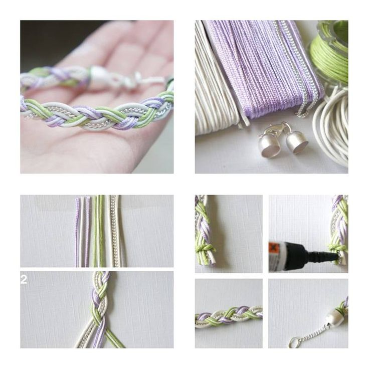 How to make Simple Beautiful Bracelet step by step DIY tutorial instructions, How to, how to make, step by step, picture tutorials, diy instructions, craft, do it yourself